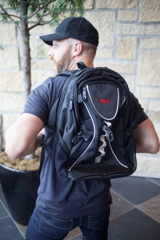 Backpack (for laptops)