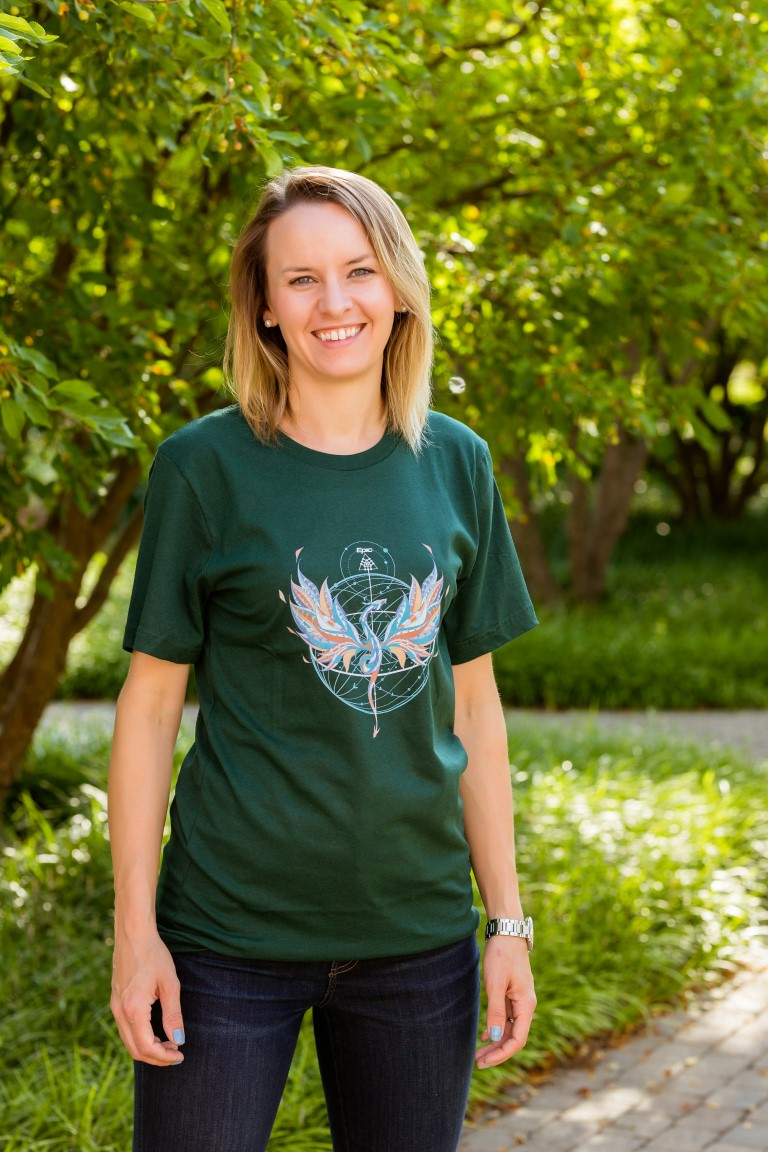 Unisex Short Sleeve T-Shirt - Phoenix